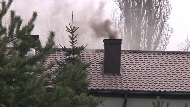 Dymiący komin